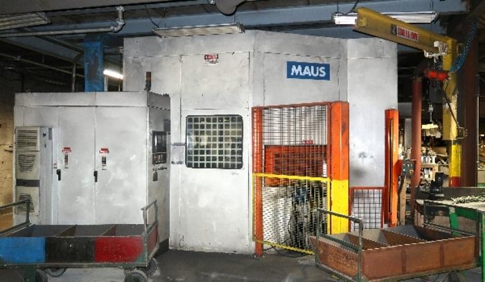 2012 MAUS  SAM CNC GRINDER