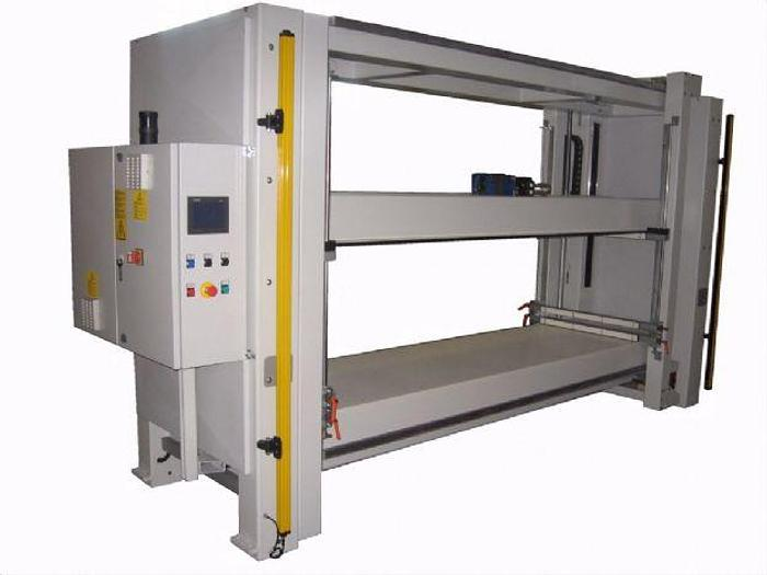Used SCM Group CPC Case Clamp Machines and Systems