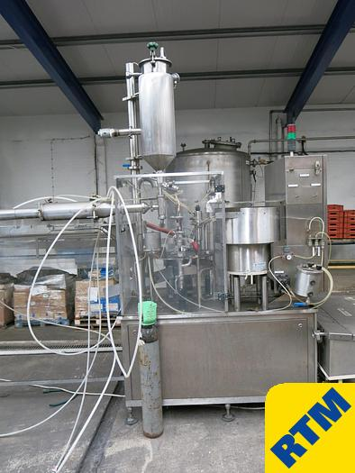Used Liquid Pouch Filler for Drinks