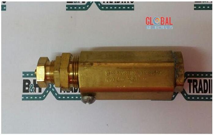 B&H 0092 - INGERSOLL-RAND VALVE REGULATOR