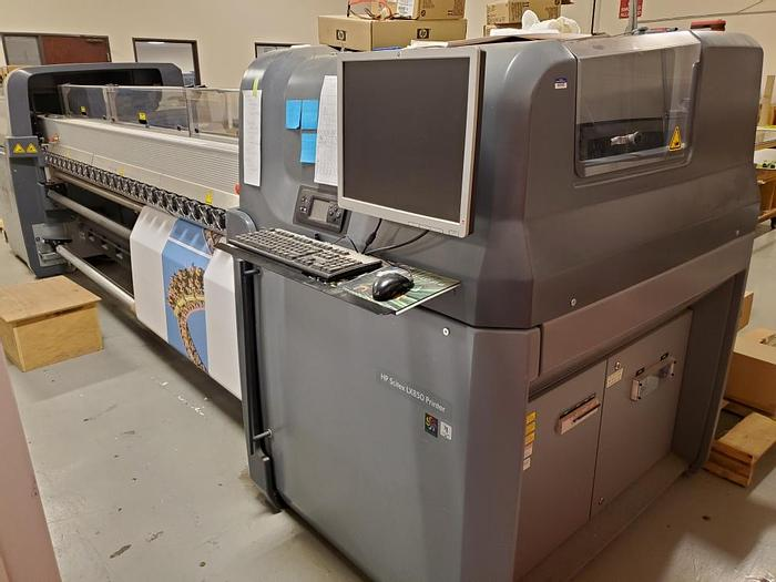 Used 2012 HP Scitex LX850
