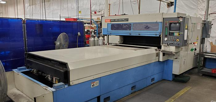 2000 Mazak Laser  X510 HIPRO