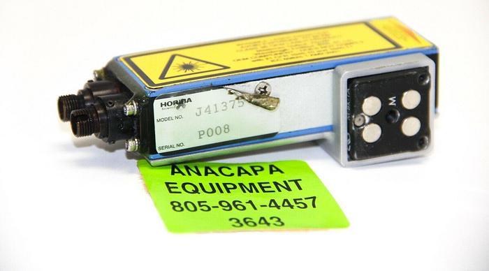 Used Horiba J41375 Mini Raman Laser (3643)