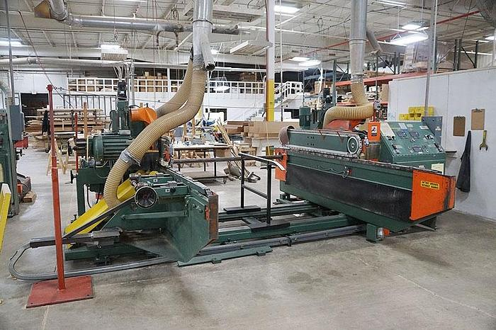 Mereen Johnson 820 Double End Tenoner