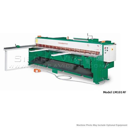 TENNSMITH Low-Profile Mechanical Shear with Performance Package-R LM1214-R