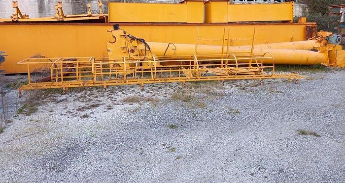 Usato Carriponte DEMAG 40 ton