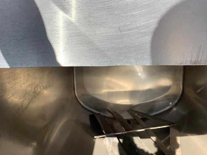 Sunset 700 Gallon Stainless Steel Milk Farm Tank