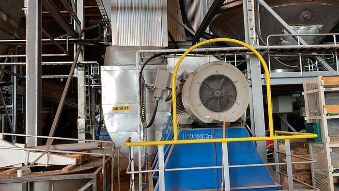 Used 2009 Hot Air Recirculstion Fsn Pollrich GmbH