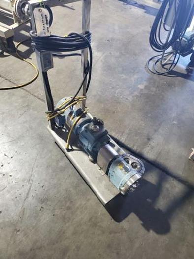 Waukesha Size 10 P.D. Pump