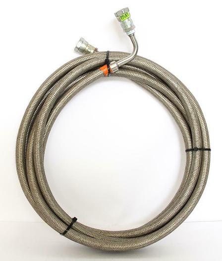 Used CTI Cryogenics 8043074, 089/98 L-G240, 260 PSI, 20', Supply & Return Line(2768T)