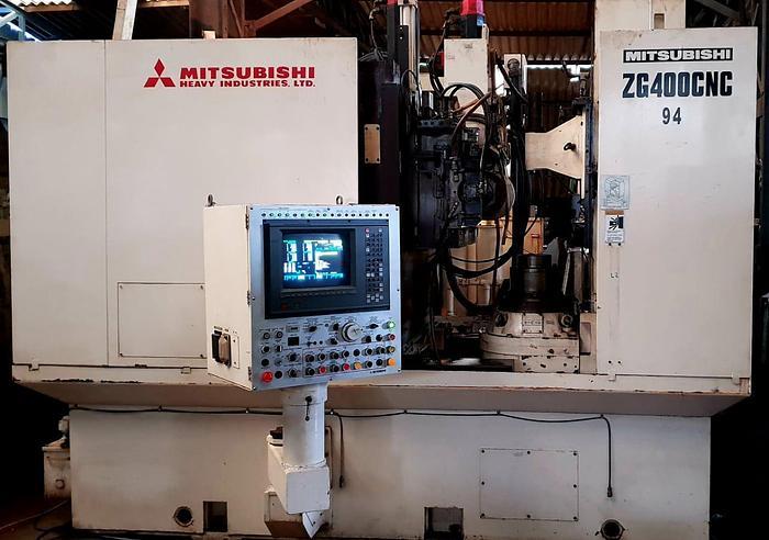 Mitsubishi ZG400 CNC Gear Grinder (7 axes)