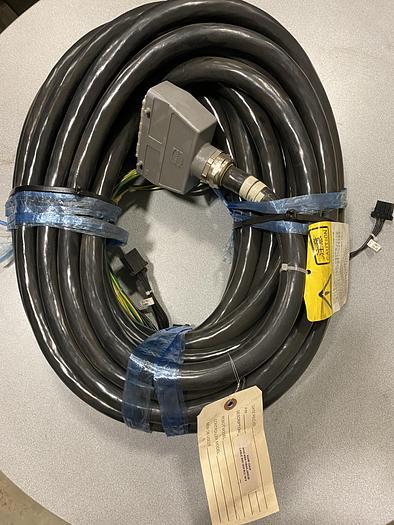 FANUC ROBOT CABLE A660-4005-T080#L20R53B RM1 RCC NFX