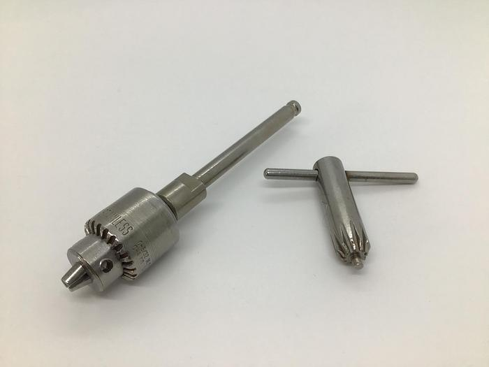 Used 3M Adaptor Drill Chuck Jacobs Small 4.00mm for MINI DRIVER K110