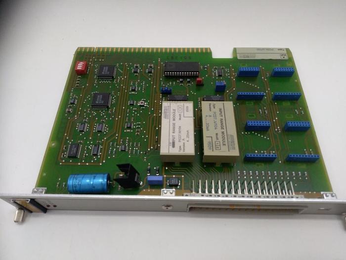 Analog Combination Module PCD6.W100, Saia,  neuwertig