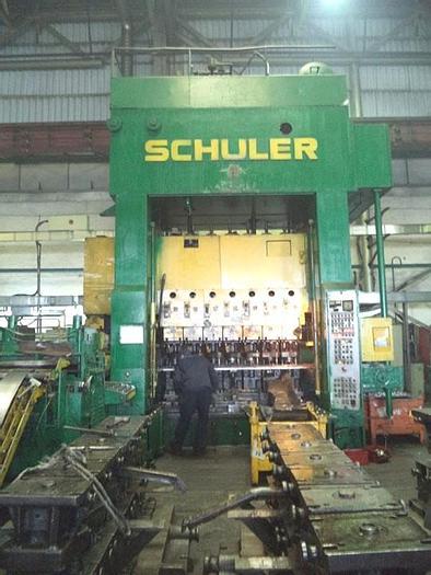 Used Schuler German T2-300-3-305
