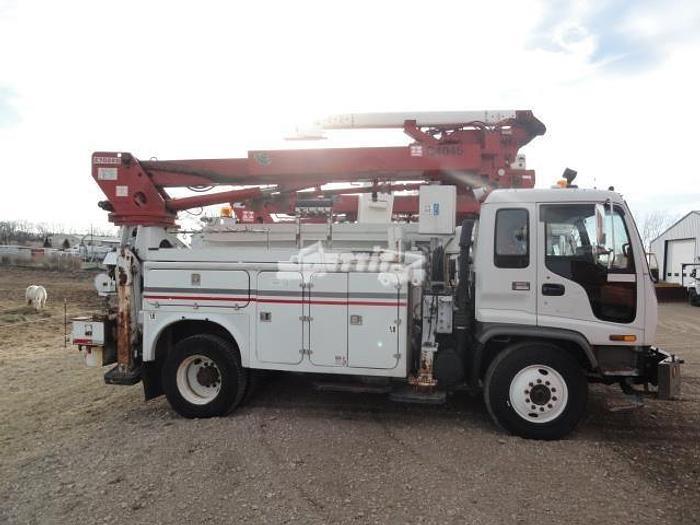 Used 2000 GMC T7500