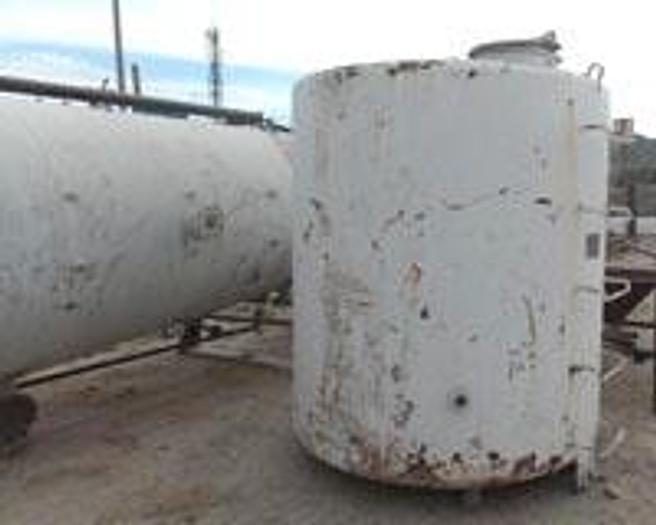 Used LF-10: Used 800 sq ft Profab Brand Pressure Leaf Filter