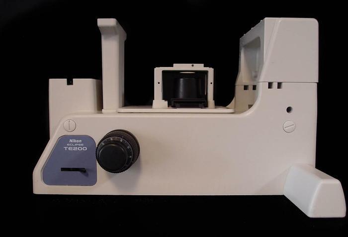 Used Nikon Eclipse TE200 Inverted Microscope (1857)