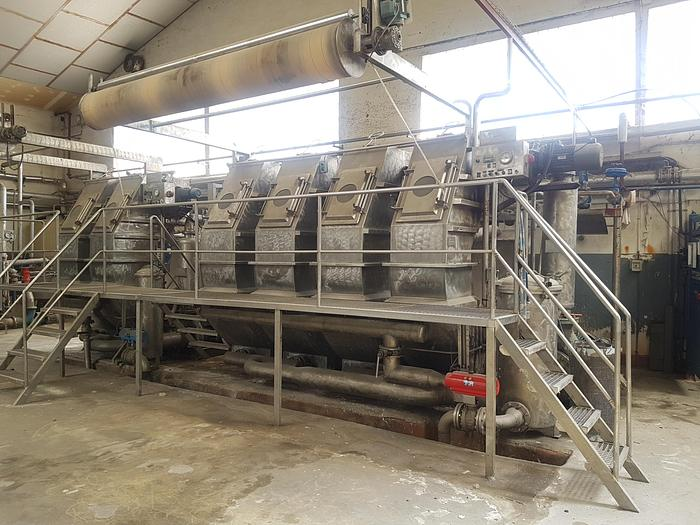Used MCS AT DYEING MACHINE  400 kgs  1979