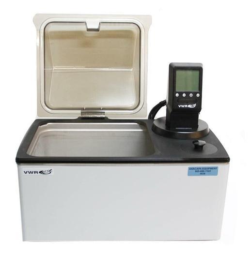 Used VWR 89202-922, 28L Coliform Stainless Bath & MX Controller MX28C135-V11B (4638)c