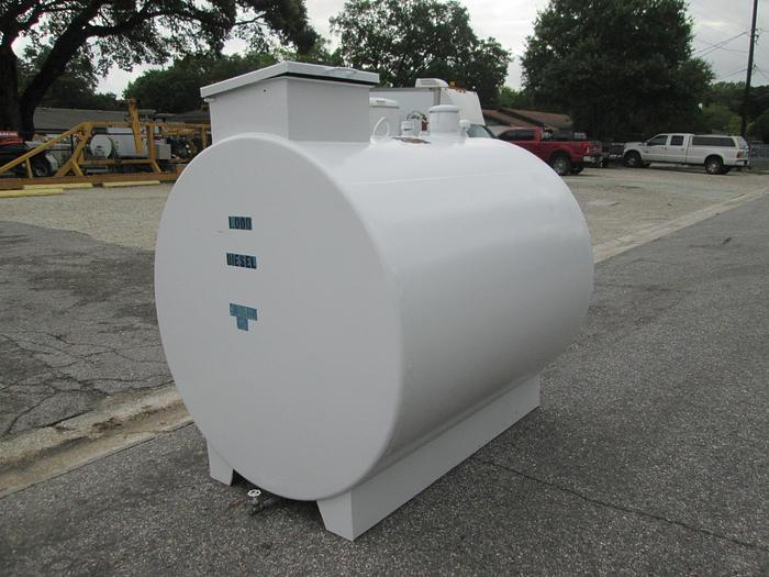 Used 1000 Gallon Steel Double Wall Fuel Tanks