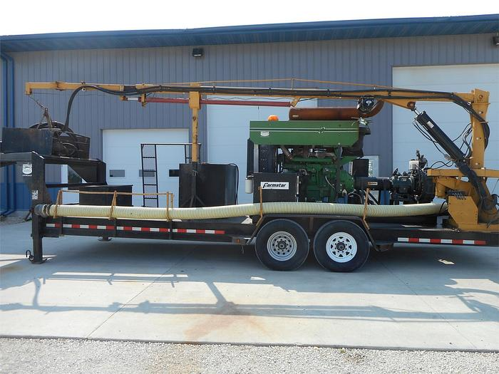 Used CORNELL 4NHTB Manure Injection System