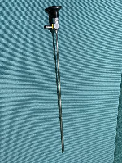 Gebraucht Karl Storz Hopkins ll 27005CA autoklavierbares Zystoskop 70°, 4mm