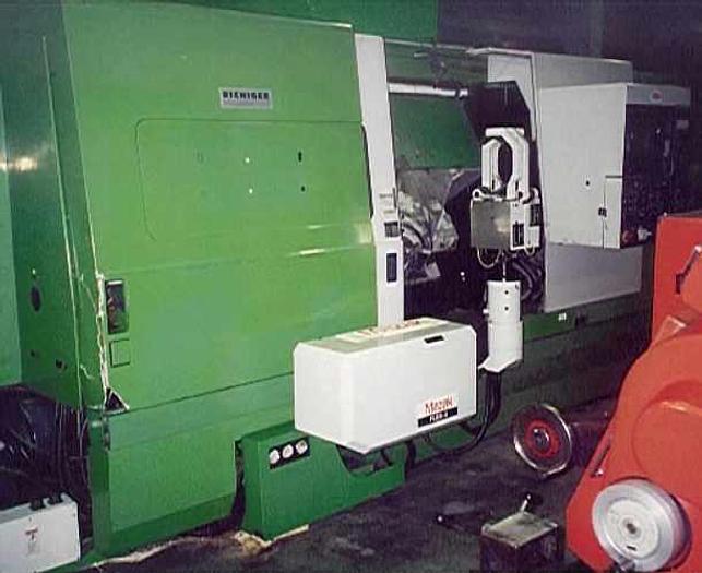 Used Lathe CNC