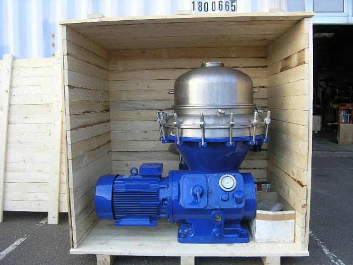 Refurbished Alfa Laval BRPX 313XGD-14 purifier