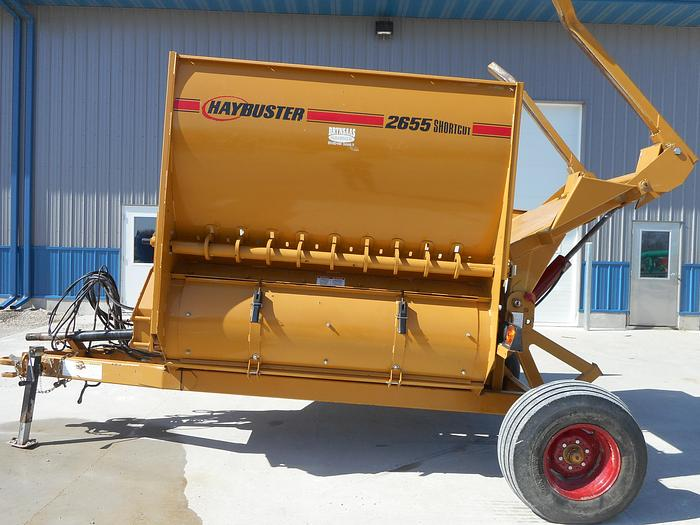 Used HAYBUSTER 2655