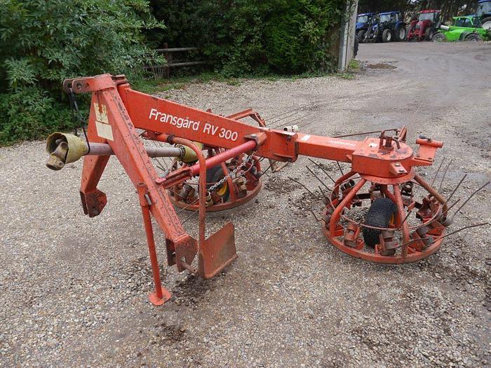 Used Fransgard RV-300 Hay Bob