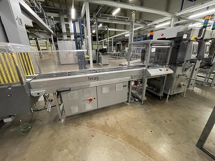Used FERAG KPZ-ECB-40 Conveyor