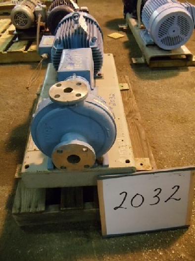 Used Allis-Chalmers 1 1/2'' x 1'' Centrifugal Pump