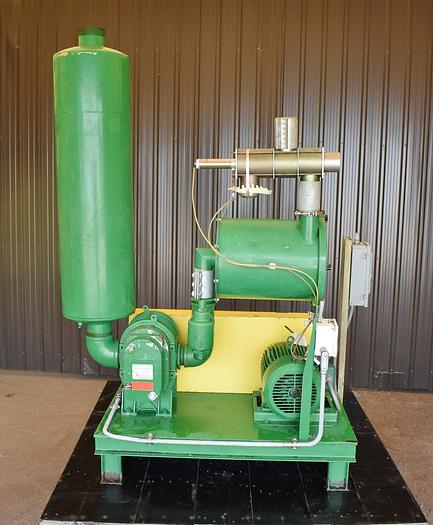 """Used USED SUTORBILT ROTARY LOBE BLOWER, 5"""" INLET & OUTLET"""