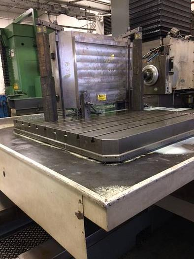 "1996 5.9"" Wotan CNC Boring Mill Cutmax 3"