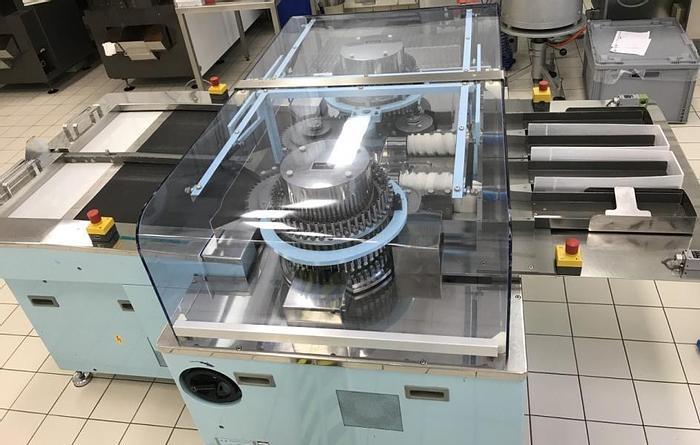 Used U 14154 D - Ampoule Inspection Machine EISAI AIM-277 SD-12C