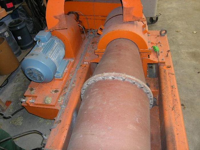 Used KHD-HUMBOLDT S2-1 sludge dewatering decanter