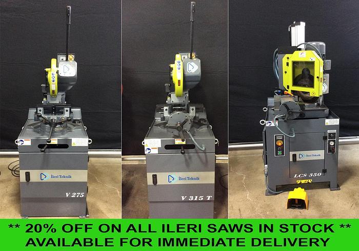 2019 Ileri Teknik Model V-315T Manual Circular Saw