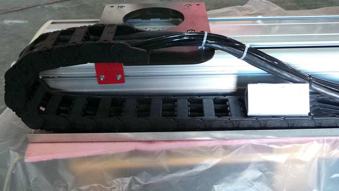 Used Hitata Robotics MB-H202APCL-700-R-D1 Robot, Rail / H202APCL-700-R-D1 / Cartesian Robot Rail / AX
