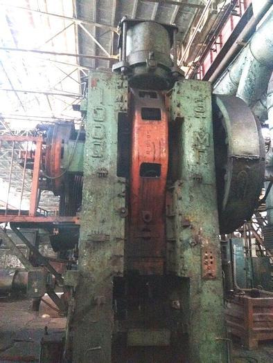 Used Press Hot Forging K8540