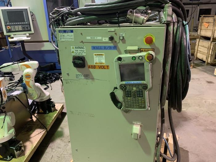 MOTOMAN UP350N 6 AXIS CNC ROBOT WITH NX100 CONTROL