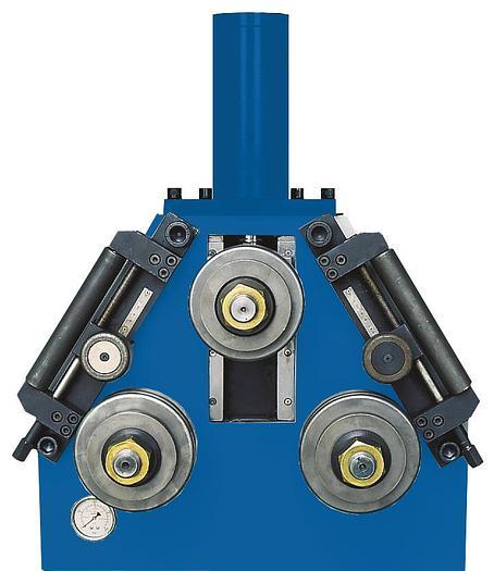 2021 Metallkraft PRM50FH motorische und hydraulische Ringbiegemaschine