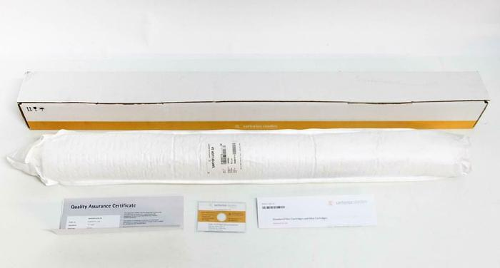Sartorius Stedim 5182507T3-GA Sartofluor GA Filter Cartridge 0.2um NEW (6564)