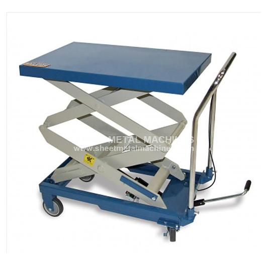 BAILEIGH B-CartX2 Double Height Lifting Table