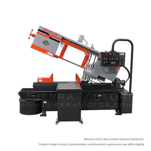 HE&M H105M Horizontal Pivot Bandsaw