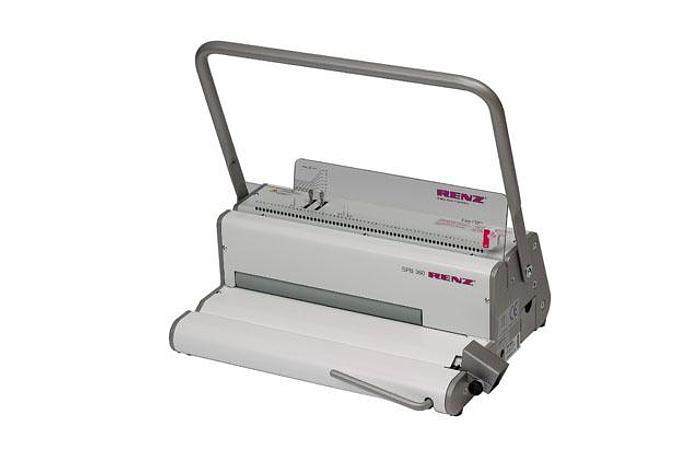 Renz SPB 360 Manual Coil Binding Machine