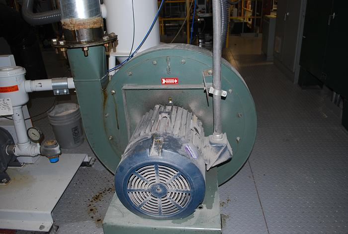 Used 20HP Air Ring Blower   stock # 4750-010