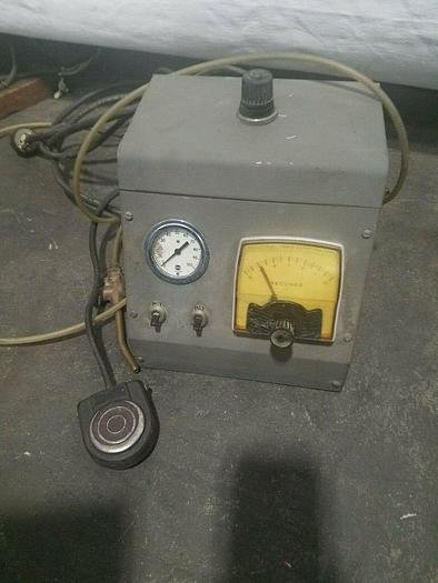 Used Air Dispensing System Foot Operated Dispensing Unit