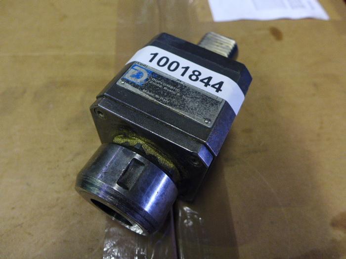 Powered tool VDI40 for Sauter revolver