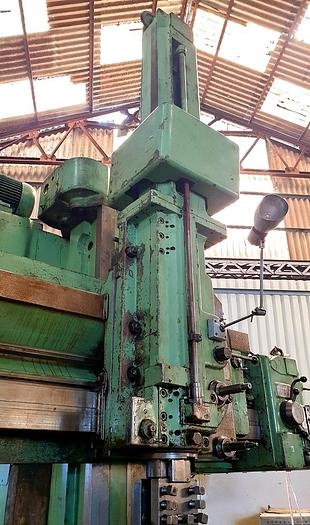 WMW DKZ 2000 Vertical Lathe Machine ( VTL )